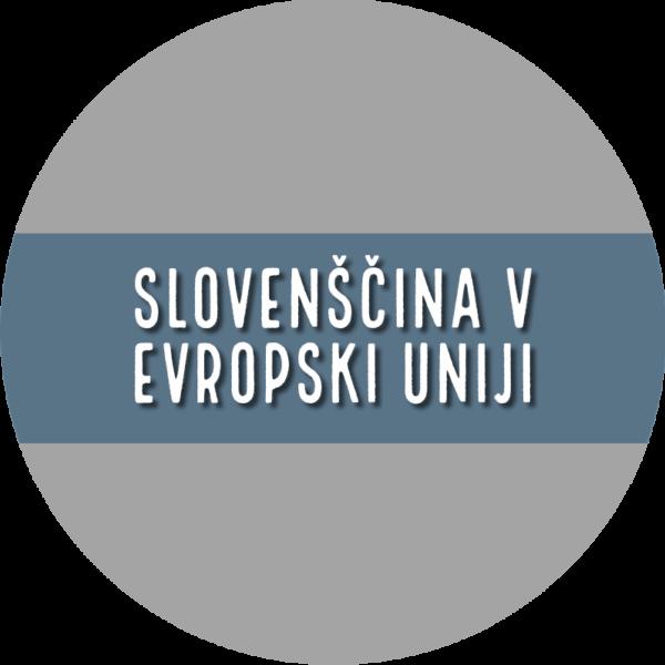 Slovenščina v EU