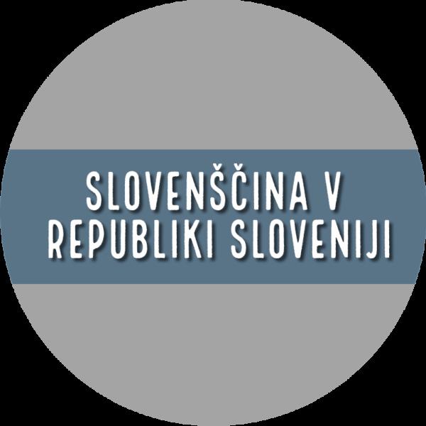 Slovenščina v Republiki Sloveniji